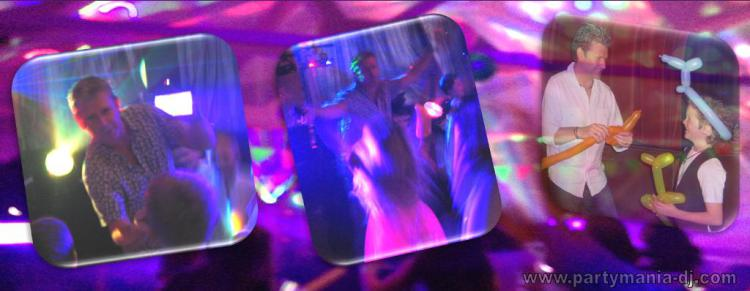 kids disco party bradford leeds and west yorkshire