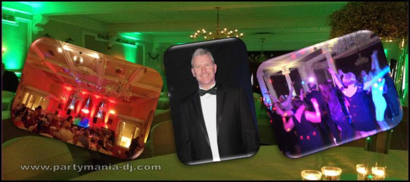 Wedding DJ Bradford Leeds Halifax Otley Ilkley