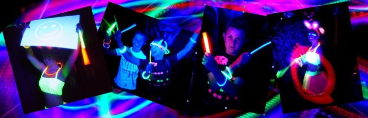 Neon Glow Party Disco Bradford, leeds, West Yorkshire