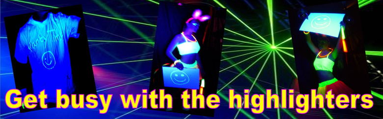Party Mania Discos Neon Glow Party Bradford Halifax Leeds Ilkley Otley