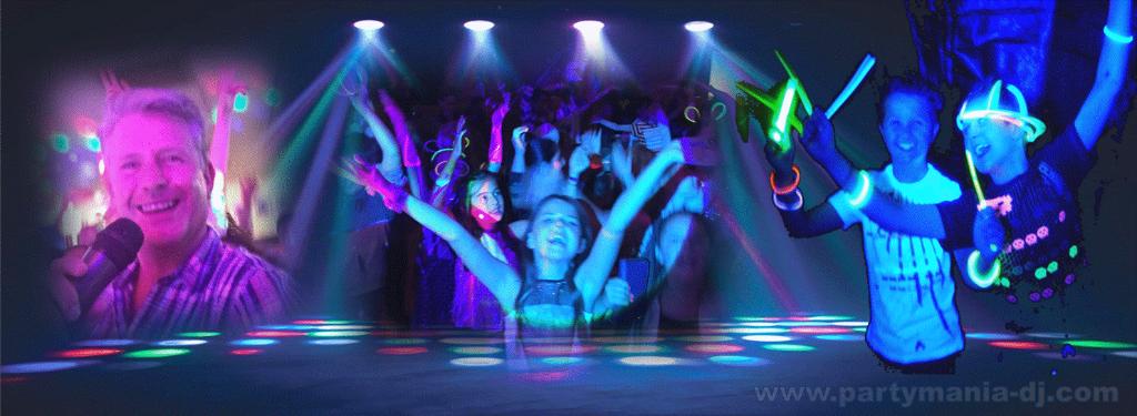 Party Mania Discos Mobile Dj Disco Childrens Entertainer - Children's birthday parties west yorkshire