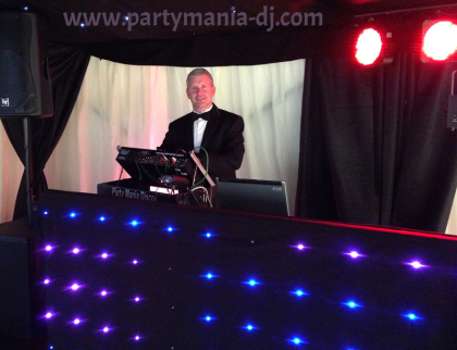 Party Mania Weddings west yorkshire