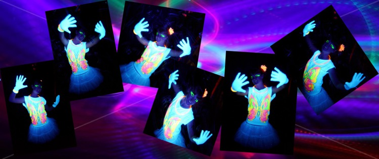 Glow Disco Dance DJ West Yorkshire