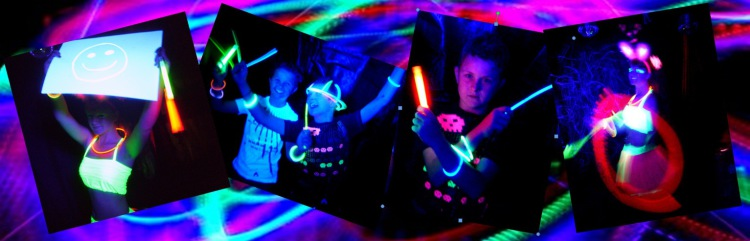 Neon Glow Party Disco Bradford, leeds, West Yorkshire