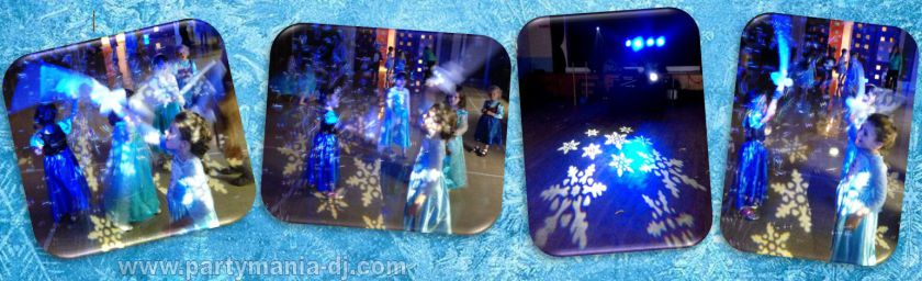Party Mania Frozen Disco Bradford Leeds Halifax keighley