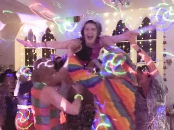 hen party dj disco