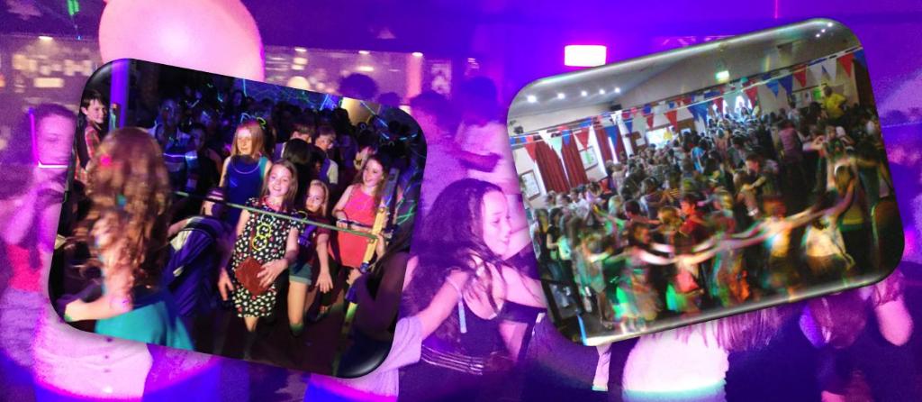 Children's disco party Bradford