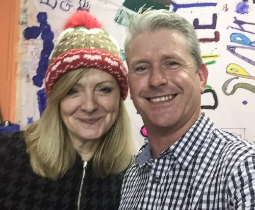 Tracy Brabin Party Mania Discos