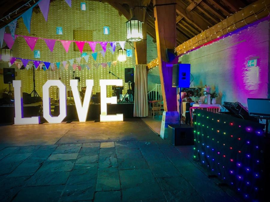 DJ Disco Wedding Party