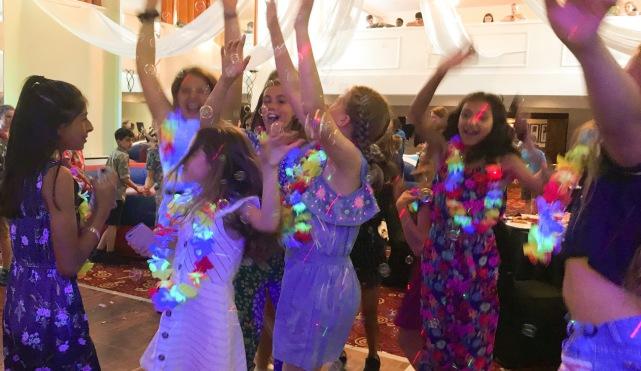 School Disco prom