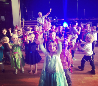 Frozen Disco Fun West Yorkshire